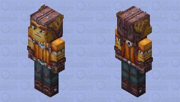 Ratchet - Ratchet & Clank Rift Apart Minecraft Skin