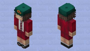 Angus Young AC/DC Minecraft Skin