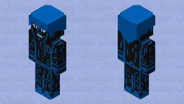 Preist John Ward - Faith (Game) 128px Minecraft Skin