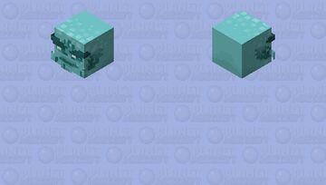 Something smells fishy.. Minecraft Skin