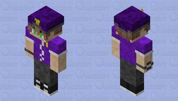 Micheal Afton Minecraft Skin