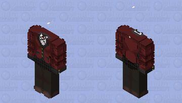 || Kakegurui uniform Base || Minecraft Skin