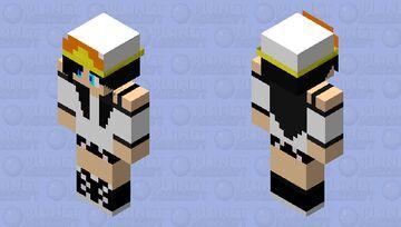 Annais Fakoory Minecraft Skin