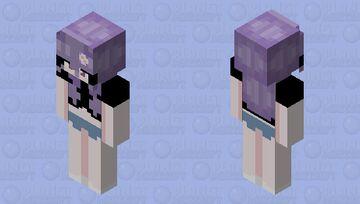 Mochi Kaiustian ~ HD ~ Original Character ~ Normal Clothes Minecraft Skin