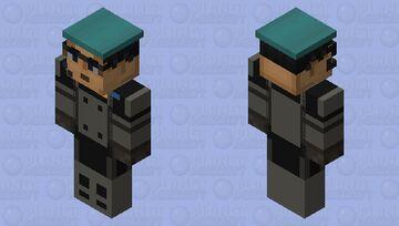 Rodrigo (Minecraft: Story Mode Season 2) Minecraft Skin