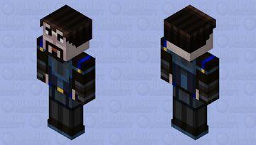 Ivor (Ninja) (Minecraft: Story Mode Season 2) Minecraft Skin