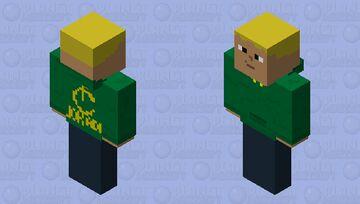 pin Minecraft Skin