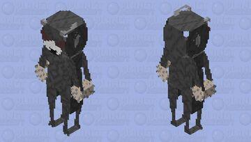 bull tubbie Minecraft Skin