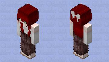 𝕍𝕚𝕝𝕝𝕒𝕘𝕖𝕣 Minecraft Skin
