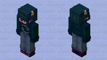 FOUR, THREE, TWO, F--- YOU! Minecraft Skin