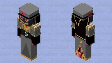 Female Sir Pentious Minecraft Skin