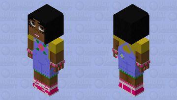 Melony Age 6 Minecraft Skin