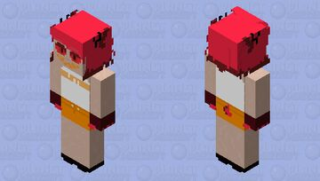 Welcome to Hooters Minecraft Skin