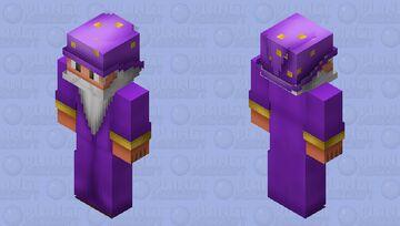 The Wizard | Terraria Minecraft Skin