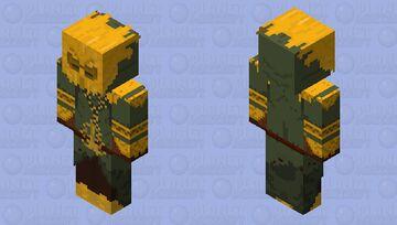 Champion of Hermaeus Mora, Miraak Minecraft Skin