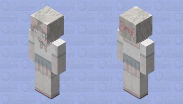 test Minecraft Skin