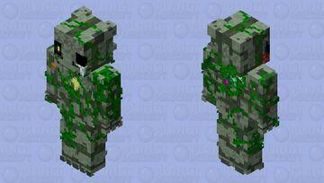 Xyro the Overgrown Guardian (HD) Minecraft Skin