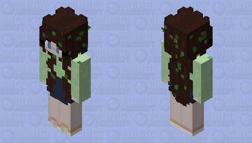 Nature Girl Minecraft Skin