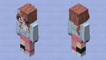Bunny's & Marshmallows Minecraft Skin