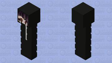 Reko Yabusame in a sleeping bag! Minecraft Skin