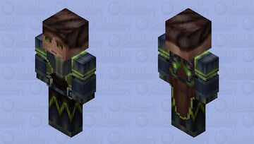 BioForge Darius | League Of Legends | 2X HD Minecraft Skin