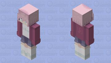 [ `` come out and play `` ] Minecraft Skin