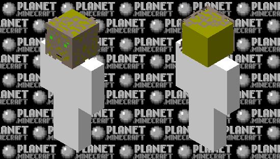 shrike HD Minecraft Skin