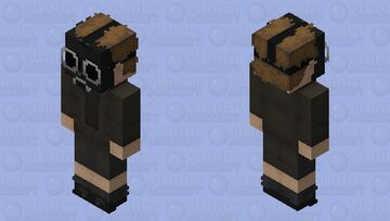 The Empty Child - Doctor Who - HD Minecraft Skin