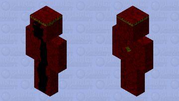 red Wizard of Thay Minecraft Skin