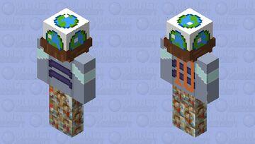 PMC... In a nutshell! - happy birthday pmc Minecraft Skin