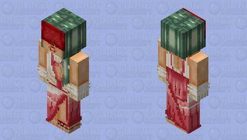 Lady Gaga 911 Minecraft Skin
