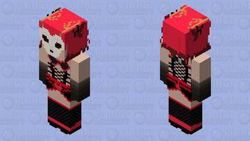 Alastor the cute deer Minecraft Skin