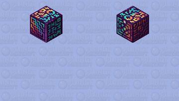 A Chiseled Cube || [HD] Minecraft Skin