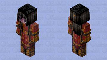 Crimson // Jadeite Minecraft Skin