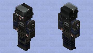 Rook (Default)   R6S Minecraft Skin