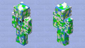 10 PMC YEARS Minecraft Skin
