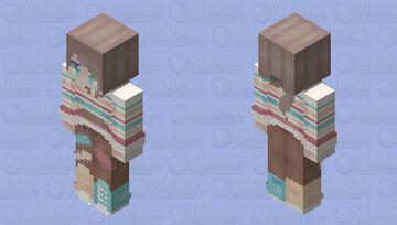 {HD & Remake} TV Head Twin 2 (Human Version.) Minecraft Skin