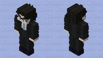 Weed Richards Minecraft Skin