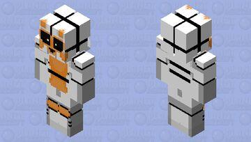 Lolbit (FANF) Minecraft Skin