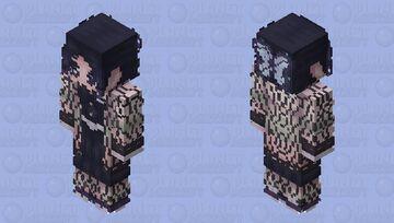 Kimetsu no Yaiba || Shinobu Kocho Minecraft Skin