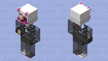 Mangle (FANF) Minecraft Skin