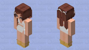 Angelic Girlie Group Minecraft Skin