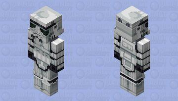 Stormtrooper Minecraft Skin