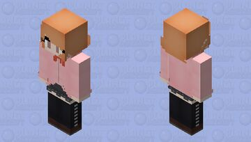 Yukari Takeba - HD Minecraft Skin