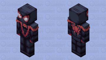 Miles Morales Spider-Man w/ Alternate Expressions! 16x16 (Unmasked version in desc) Minecraft Skin