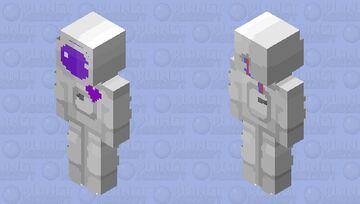 Astronaut v1.4 Minecraft Skin