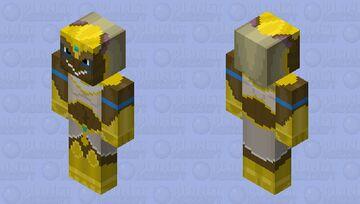 Seth Egyxos Minecraft Skin