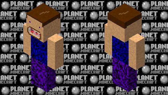 STEV O DOOM (a joke) Minecraft Skin