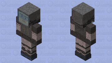 """特͞単位 /tè dān wèi/  """"Special"""" Division Unit Minecraft Skin"""