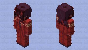 Devilish (f) Minecraft Skin